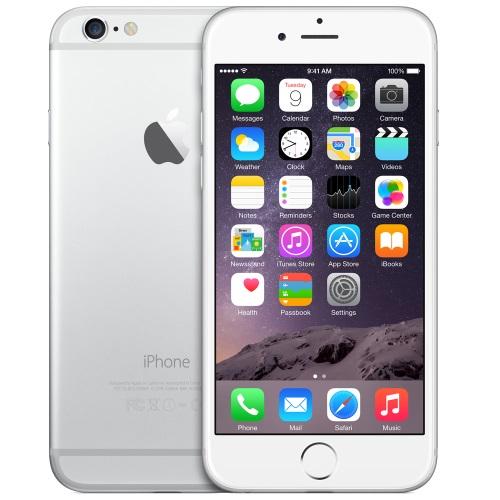 Apple iPhone 6 Plus 16GB - A1524 - Silver - JakartaNotebook.com 3fa16134c8