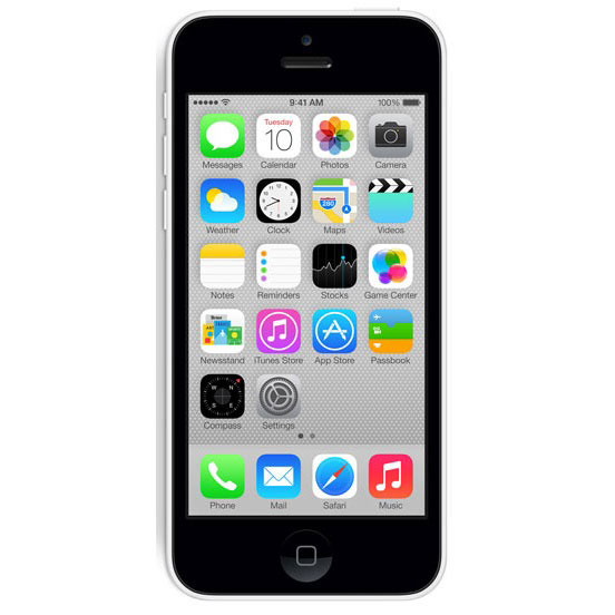 Apple iPhone 5C 16GB - A1529 (14 Days) - White - JakartaNotebook ... 20080bf1d8