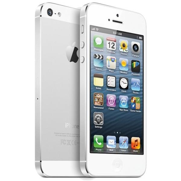 Apple iPhone 5s (MF358ZP A   MF359ZP A   A1530) - 64GB - Silver ... e618d46b3c