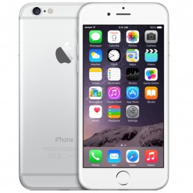Apple iPhone 6 128GB - A1586 - Silver