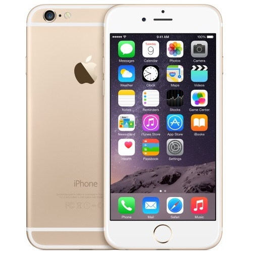 Apple iPhone 6 128GB - A1586 - Golden - JakartaNotebook.com 9dcfa3536e