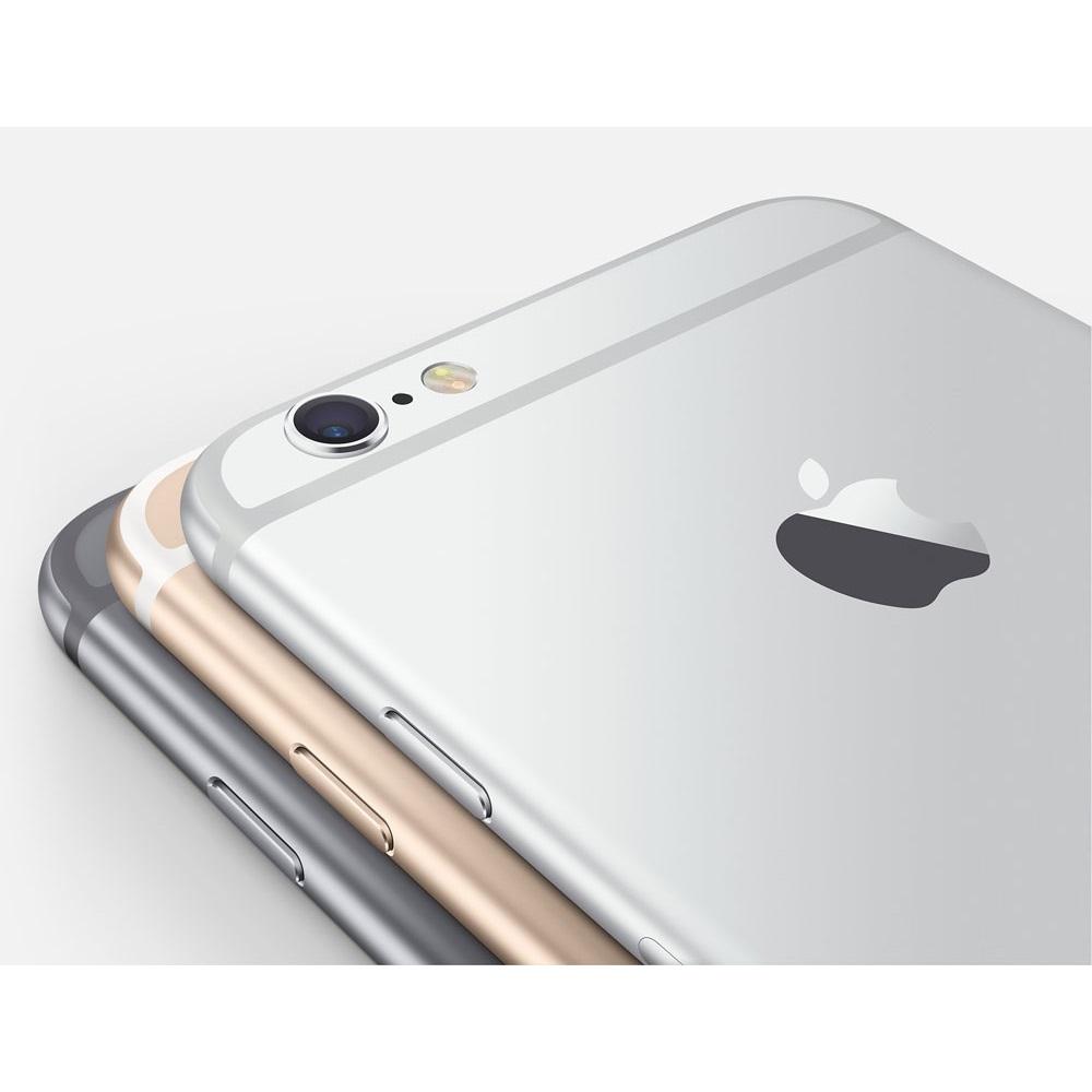apple iphone 6 plus 128gb silver. Black Bedroom Furniture Sets. Home Design Ideas