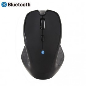 iMice Mouse Bluetooth 3.0 1600DPI - M9000 - Black