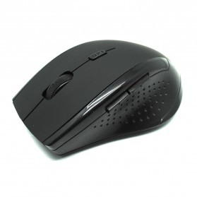 Wireless Mouse / Bluetooth Mouse - AUE Mouse Wireless Optical 2.4G - M013 - Black