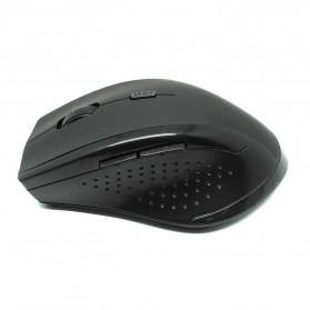 AUE Mouse Wireless Optical 2.4G - M013 - Black - 3