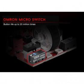 MOTOSPEED Optical Gaming Mouse Macro with RGB Backlight - V30 - Black - 6