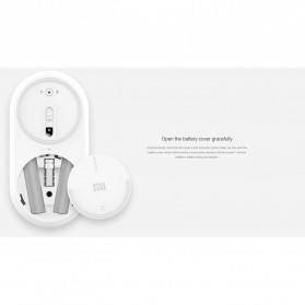 Xiaomi Mouse Wireless Portable (ORIGINAL) - Silver - 5