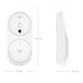 Xiaomi Mouse Wireless Portable (ORIGINAL) - Silver - 9