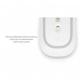 Xiaomi Wireless Mouse 2 1200DPI - WSB01TM - Black - 3
