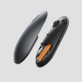 Xiaomi Fashion Mouse Portable Wireless Game Mouse 1000dpi 2.4GHz dan Bluetooth - XMWS001TM - Black - 5