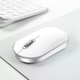 Xiaomi MIIIW Mute Dual Mode Wireless Bluetooth Portable Mouse 2.4 GHz  - MWWHM01 - Black - 4