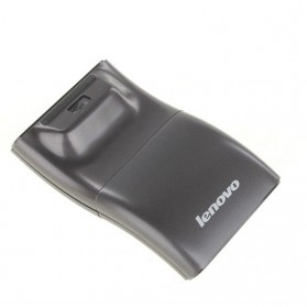 Lenovo Wireless Laser Mouse - N70 - Silver - 3