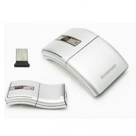 Lenovo Wireless Laser Mouse - N70 - Silver - 5