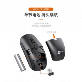 Lenovo Lecoo Mouse Wireless Optical - M2001 - Black - 6