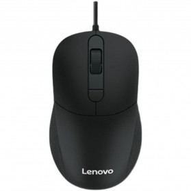 Lenovo Mouse Wired Optical - M102 - Black