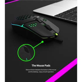 Lenovo Gaming Mouse 3200 DPI - M105 - Black - 2