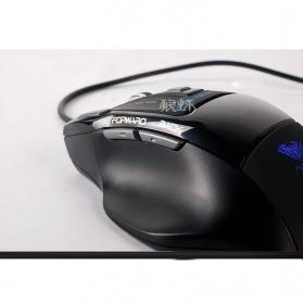 Aula Regecide Gaming Mouse 2000 DPI - Black - 6