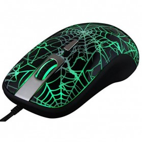 Aula Hunting Gaming Mouse 4000 DPI - Black - 3