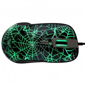 Aula Hunting Gaming Mouse 4000 DPI - Black - 4
