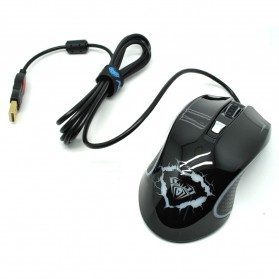 Aula Sanction Gaming Mouse 3500 DPI - Black