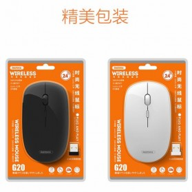 Remax Wireless Mouse 2.4GHz - G20 - Black - 6