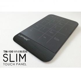 LOFREE MT-100 Wireless Multi-Touch Trackpad for Windows - Black