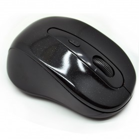 Wireless Optical Mouse - ELET00140 - Black