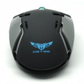 Geyes Gaming Mouse Wireless 1600 DPI - Black - 4