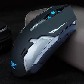 Geyes Gaming Mouse Wireless 1600 DPI - Black - 6