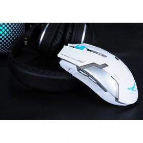 Geyes Gaming Mouse Wireless 1600 DPI - Black - 12