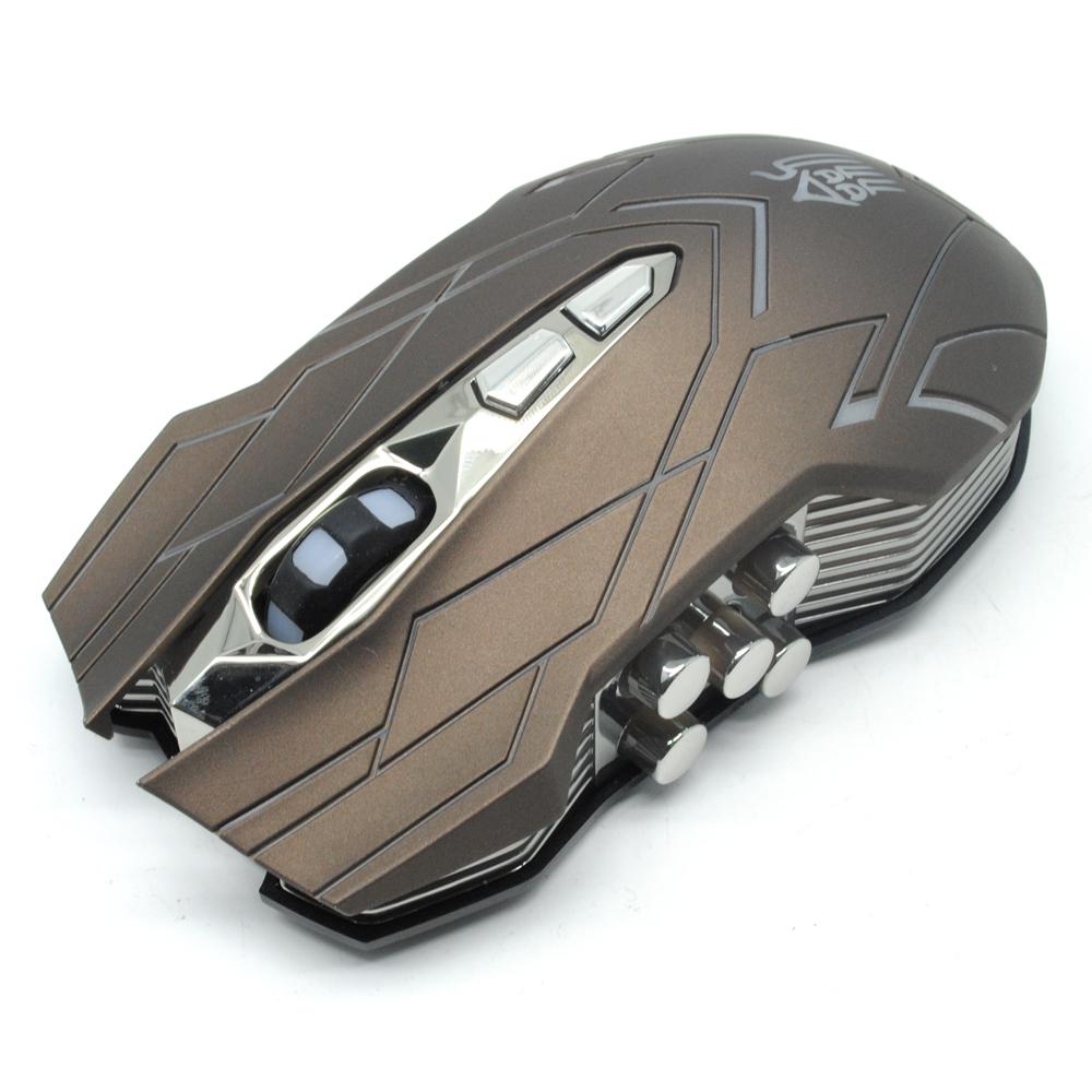Taffware Wireless Optical Mouse Mouse Tanpa Kabel Akurasi Tinggi 2 Source Ghost Shark .