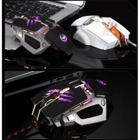 RAJFOO Gaming Mouse Laser - Model 2 - Black - 4