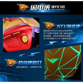 RAJFOO Gaming Mouse Laser - Model 3 - White - 8