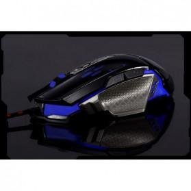 RAJFOO Gaming Mouse Laser - Model 5 - Black - 2