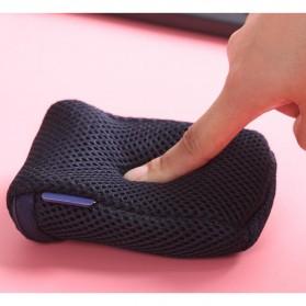 Rong Shi Dai Portable Mouse Pouch - JHYZA - Black - 2