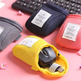 Rong Shi Dai Portable Mouse Pouch - JHYZA - Black - 3