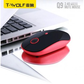 T-Wolf Mute Bluetooth Mouse - Q9