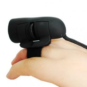 Mini Finger Mouse - Black