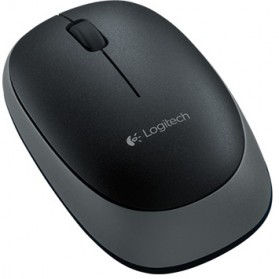 Logitech Wireless Mouse - M165 - Black