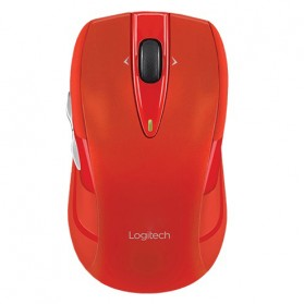 Logitech Wireless Mini Mouse - M545 - Red