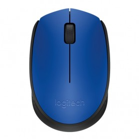 Logitech Wireless Mouse - M171 - Blue