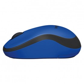 Logitech Silent Plus Wireless Mouse - M221 - Blue - 4