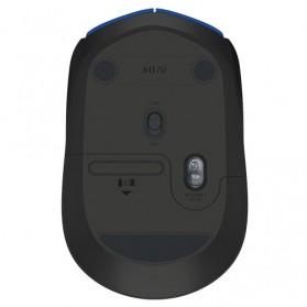 Logitech Wireless USB Mouse - M170 - Black - 2