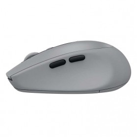Logitech Silent Wireless Mouse - M590 - Gray - 4