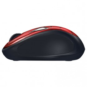 Logitech Marvel Collection Wireless Mouse - M238 - Black/Red - 3