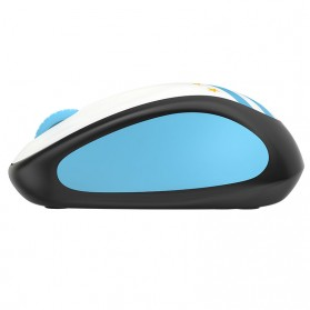 Logitech Nation Flag Collection Wireless Mouse - M238 - Blue - 3