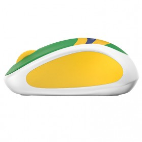 Logitech Nation Flag Collection Wireless Mouse - M238 - Green - 3