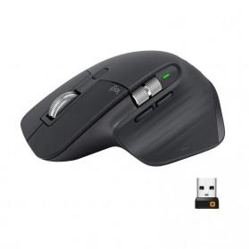 Logitech MX Master 3 Advance Wireless Mouse - Black