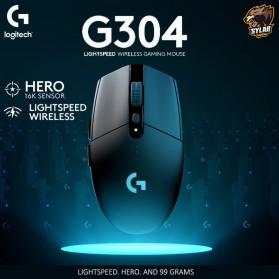 Logitech Lightspeed Wireless Gaming Mouse - G304 - Black