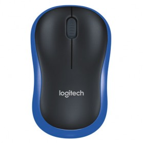 Logitech Wireless Mouse - M185 - Blue